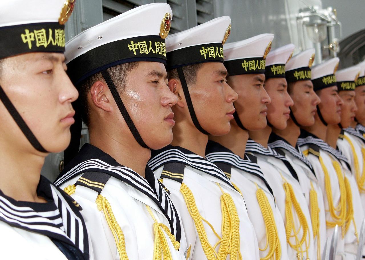 Marinari din China