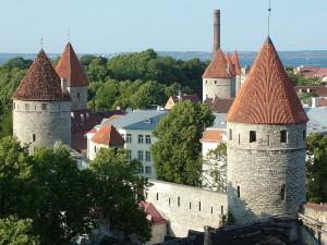 Cetatea din Tallin