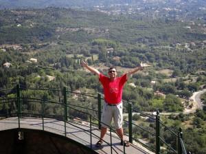 Cezar de la Imperator Travel in Corfu