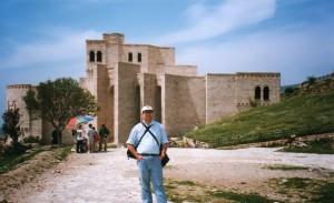 Cezar de la Imperator Travel in Kruje, Albania