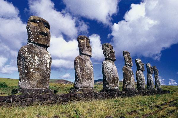 Chile - Insula Paștelui