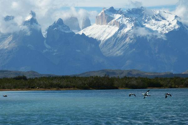 Chile - regiunea Patagonia - Torres del Paine