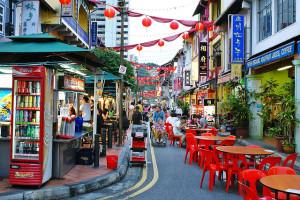 Chinatown, Singapore