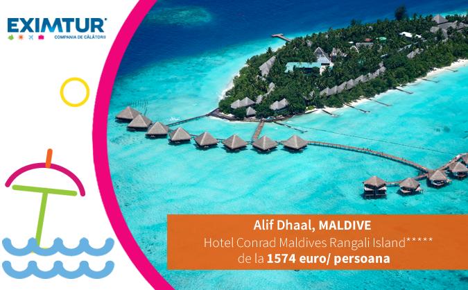 Conrad Maldives Rangali Island, maldive