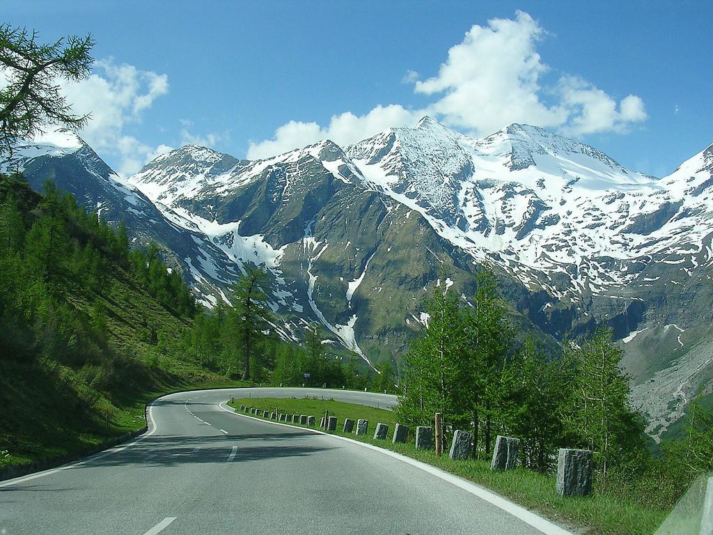 Drum spre Alpi