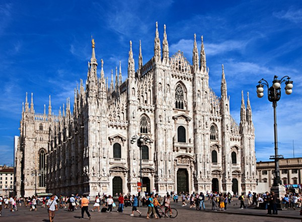 city break in Milano