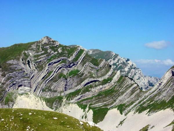 Peisaj din Parcul National Durmitor - Muntenegru