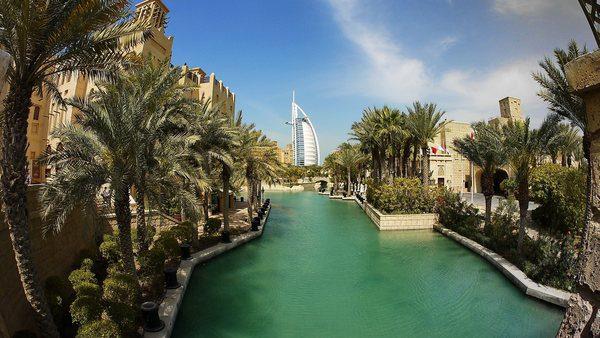 Emiratele Unite Arabe - Dubai