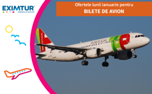 Oferte bilete de avion TAP Portugal