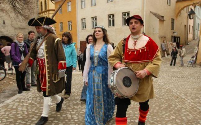 Festivalul Sighisoara Medievala, Romania