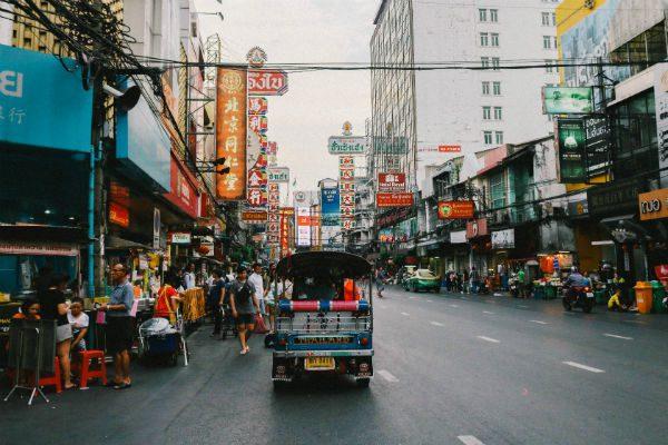 excursie in bangkok
