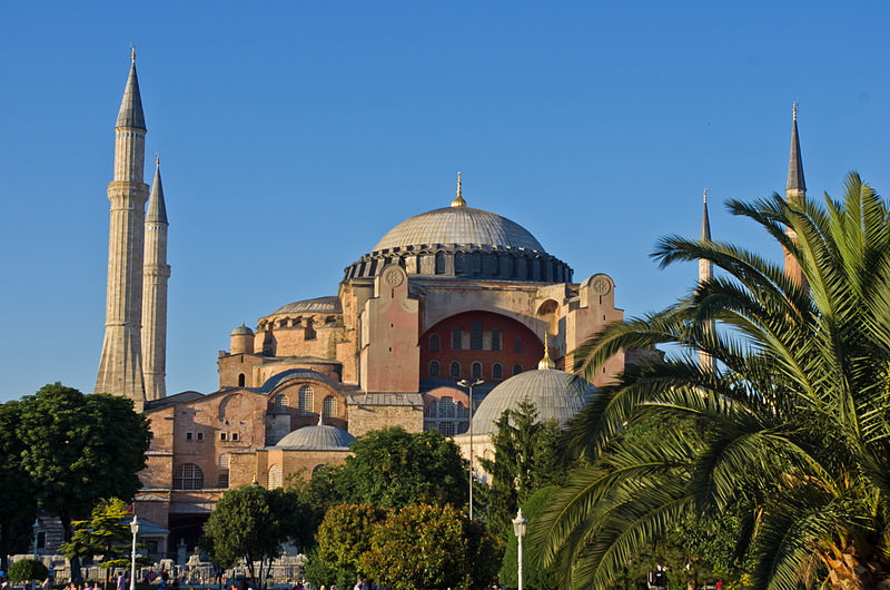 Hagia Sophia, Istanbul, Turcia