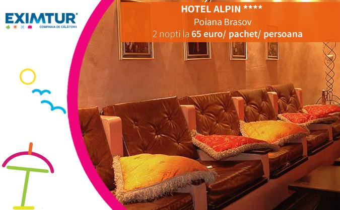 Hotel Alpin Poiana Brasov