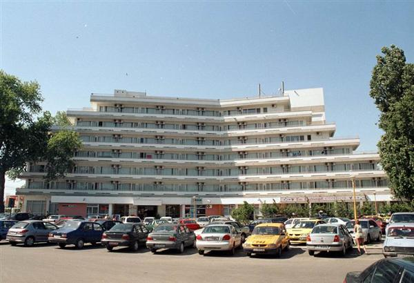 Parcare Hotel Condor Mamaia