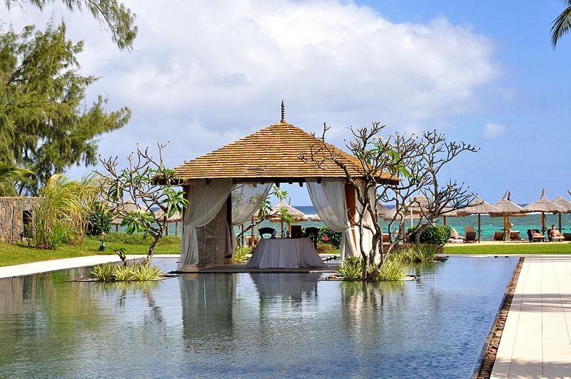 Hotel Movenpick din Mauritius