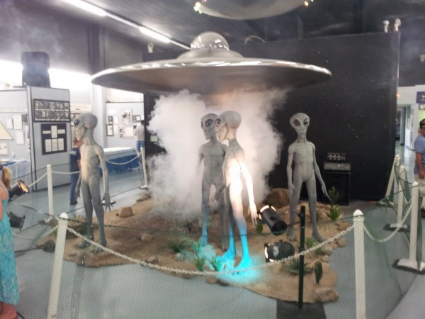 International UFO Museum and Research Center, Roswell, NM, SUA