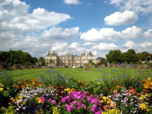 Jardin du Luxembourg, Paris, Franta