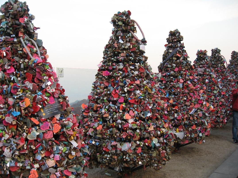 Lacate Seul, Coreea de Sud
