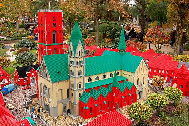 Legolang Billund, Danemarca