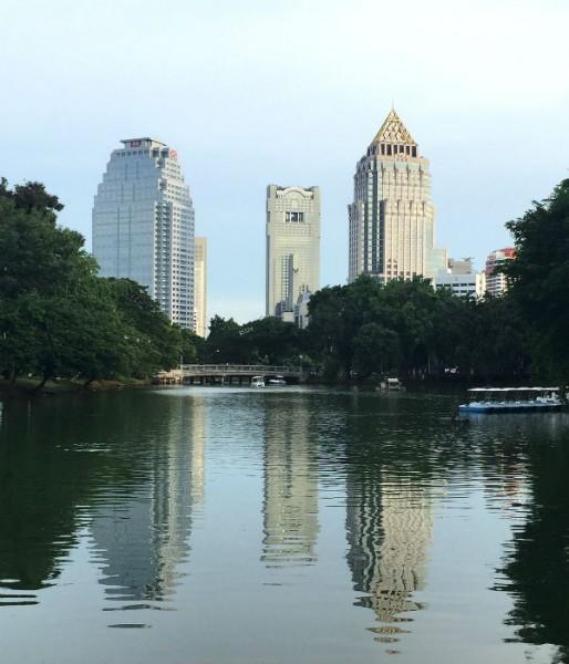 Lumpini Park din Bangkok