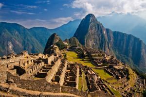 Situl incas de la Machu Picchu, Peru