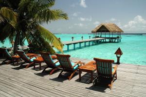 Terasa in Maldive