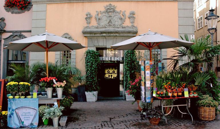 Magazin de flori din schaffhausen