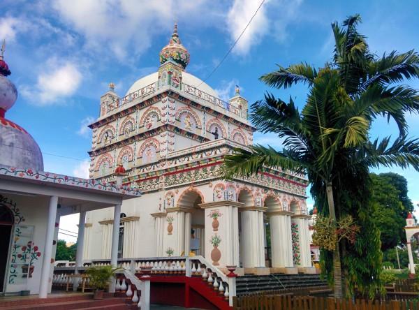 Templul hindus Maheswarnath Mauritius