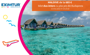 Oferta bilete de avion in Insulele Maldive