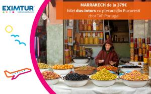Oferte bilete de avion Marrakech