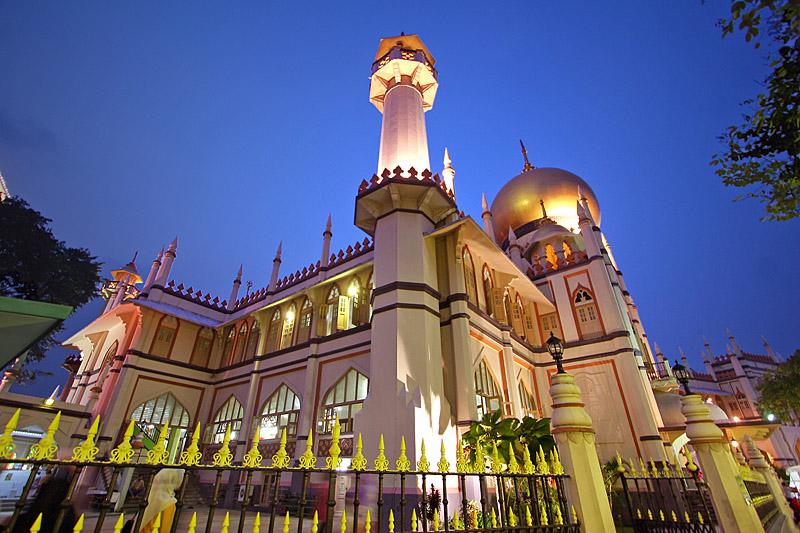 Moscheea sultanului