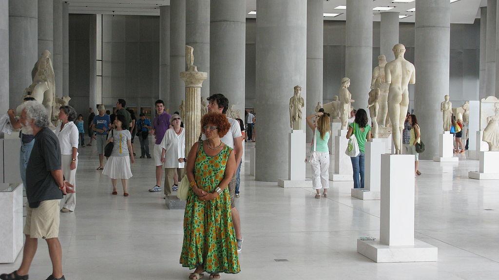 Muzeul Acropole, Atena, Grecia