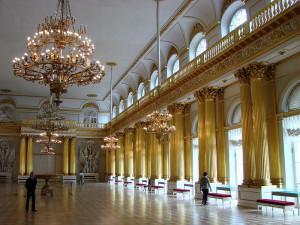 Muzeul Hermitage, Sankt Petersburg, Rusia