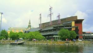 Muzeul Vasa din Stockholm, Suedia