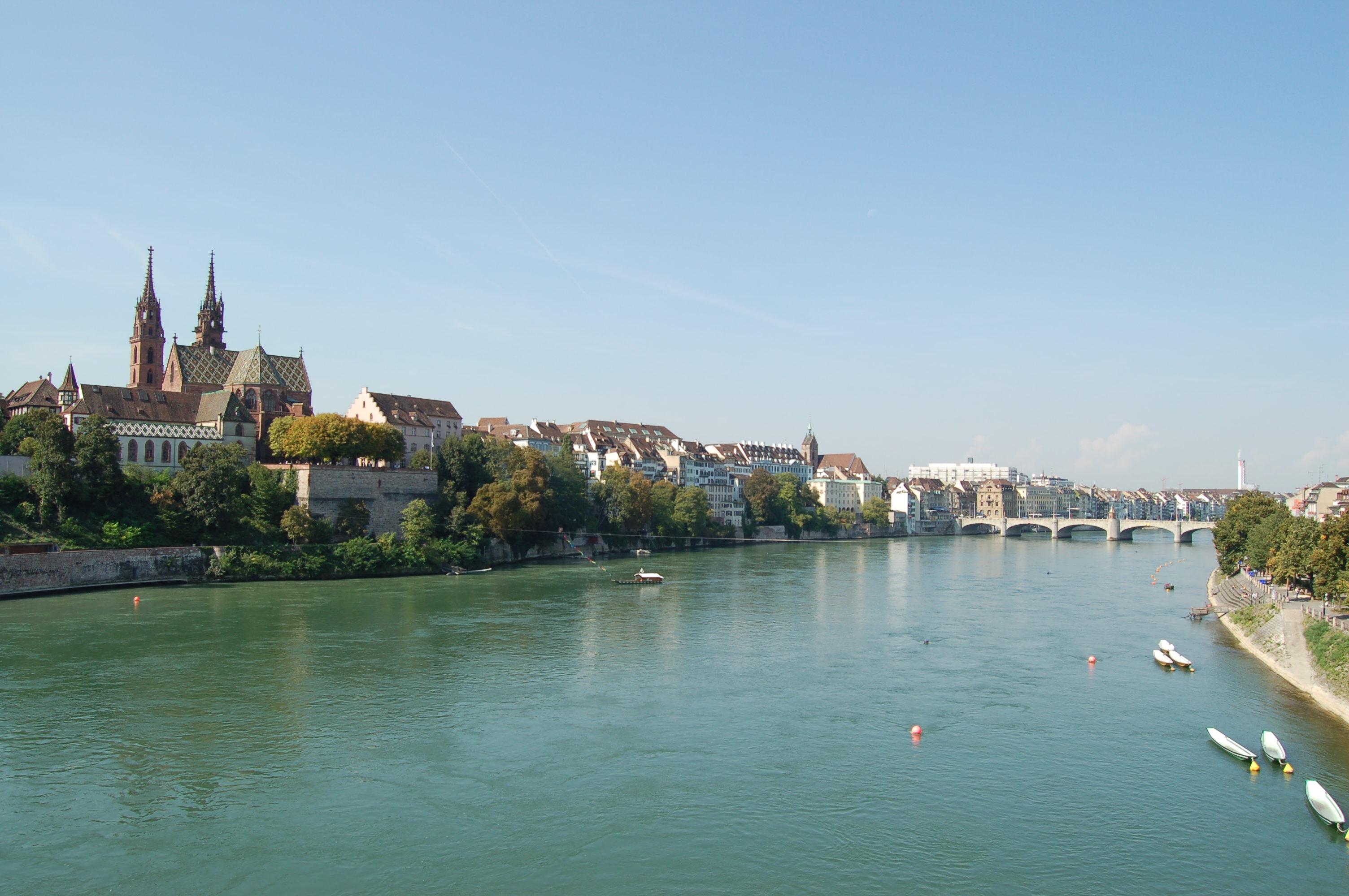 Orasul Basel, Elvetia