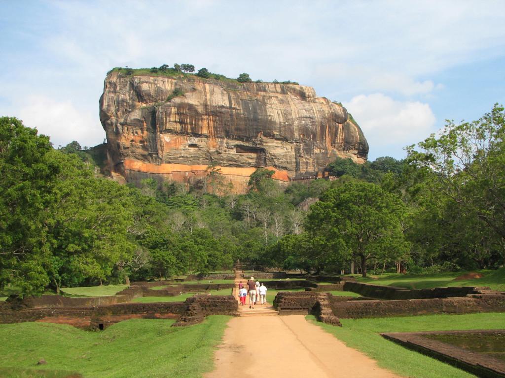 Orasul sacru din Sigiriya, Sri Lanka