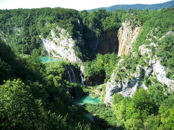 Parcul Plitvice Croatia