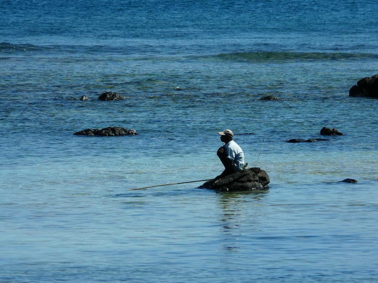 Pescar din Mauritius