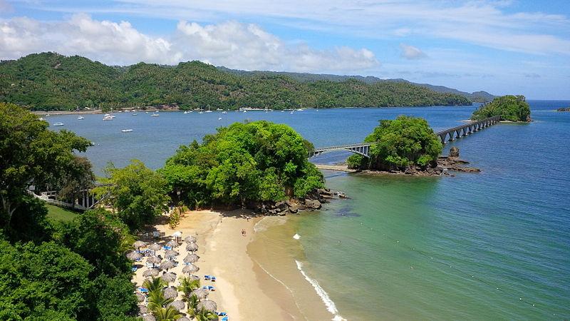 Playa Los Cayos, Peninsula Samana, Republica Dominicana