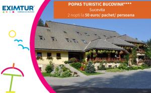 Popas Turistic Bucovina Sucevita
