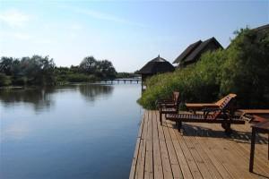 Relaxare in Delta Dunarii