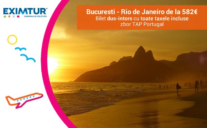 Bilete de avion Rio