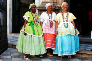 Rochia Baiana din Bahia, Brazilia