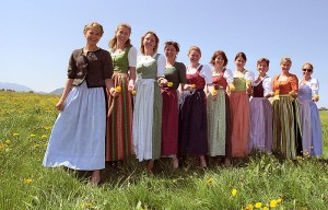 Rochia traditionala Dirndl, Germania