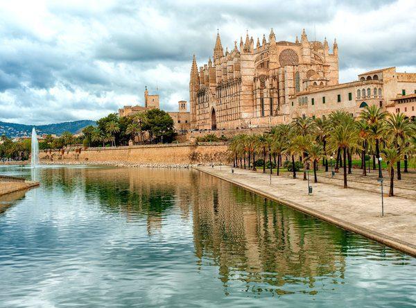 Palma de Mallorca, Spania