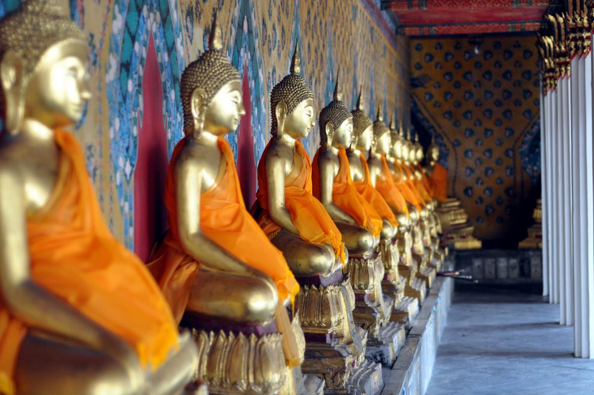 Oferta vacante Thailanda