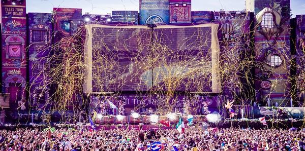 Tomorrowland in Belgia