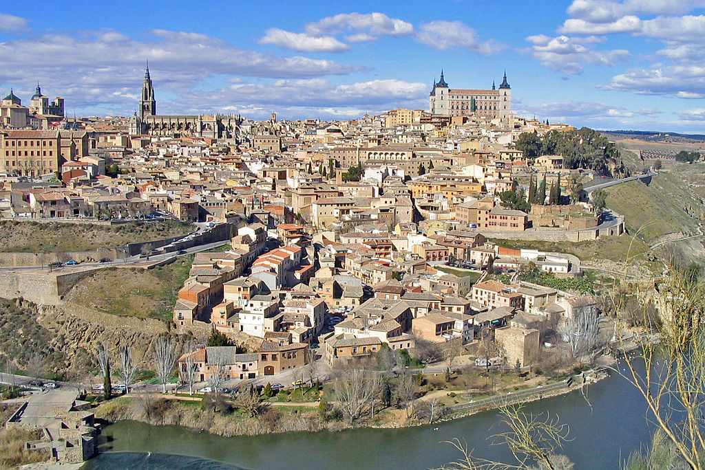 Vedere asupra Toledo-ului
