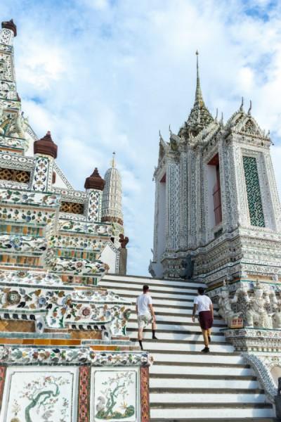 Templul wat Arund din Bangkok