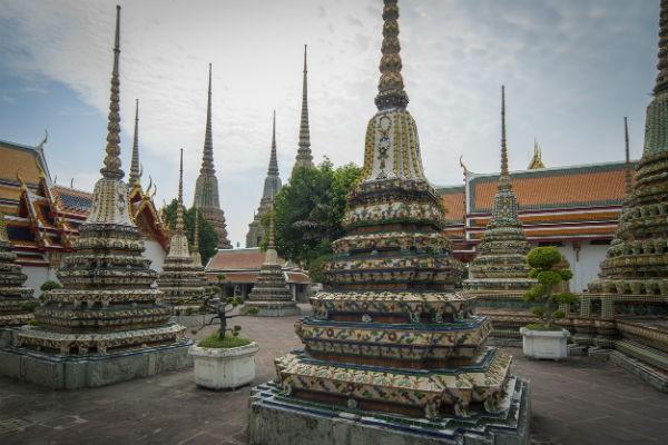 Wat Pho din Bangkok